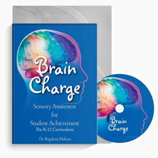 Brain Charge: the K-12 Curriculum by Dr. Reggie Melrose