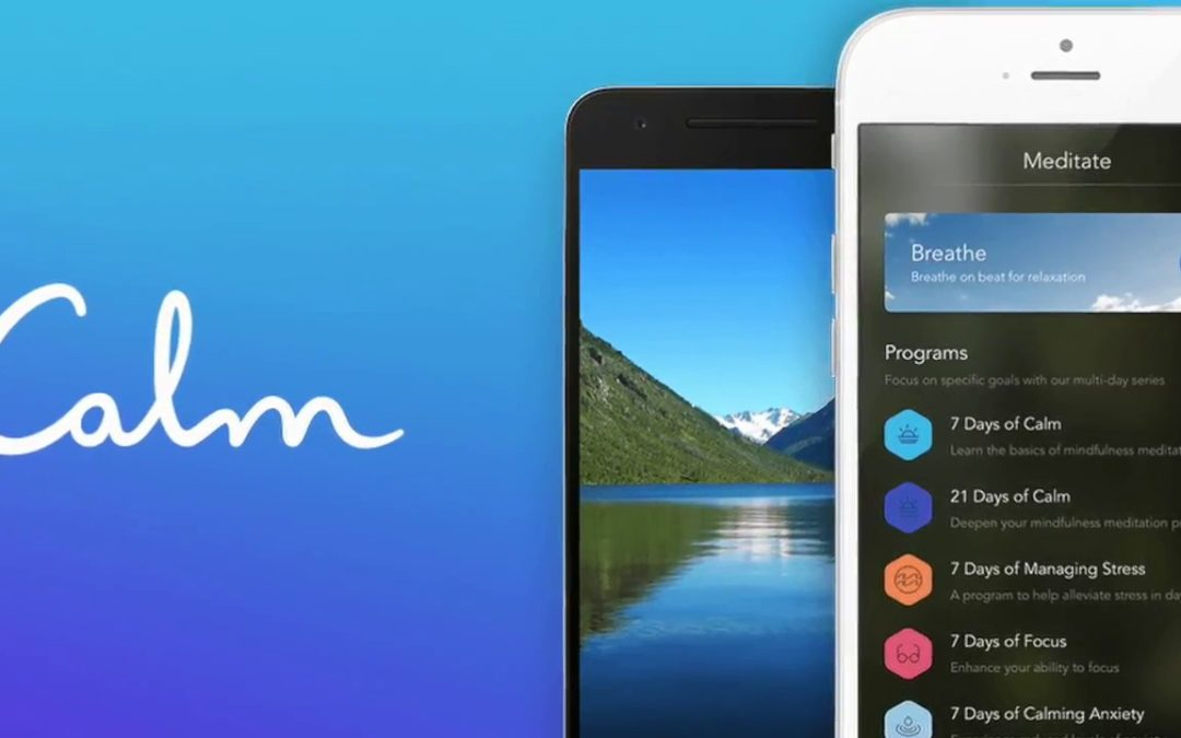 CALM is the Happiest APP of the Year: Download in Time for Your Summer Vacation